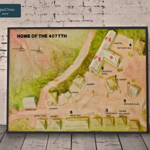 Home of the 4077th poster