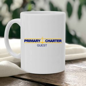 Primary charter guest mug