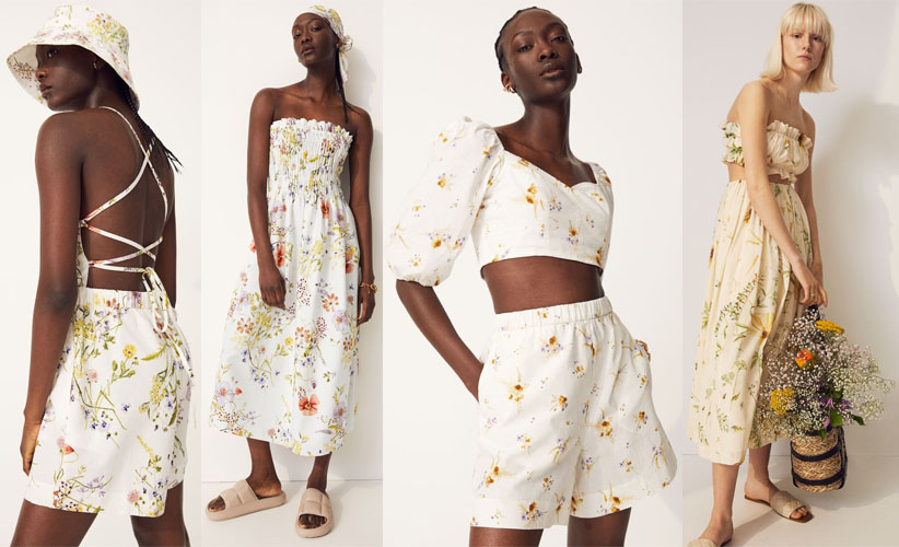 beautiful must have floral dresses for everyone