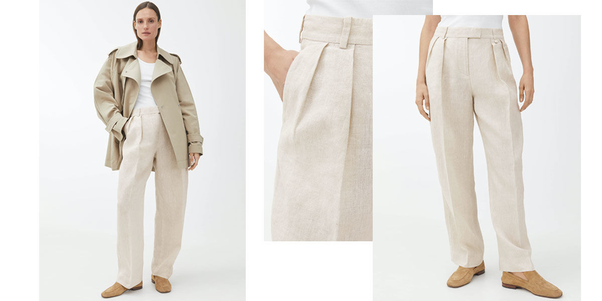 reasons why linen pants are always a favorite item