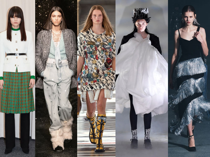 5 most prominent fashion trends fall-winter 2021