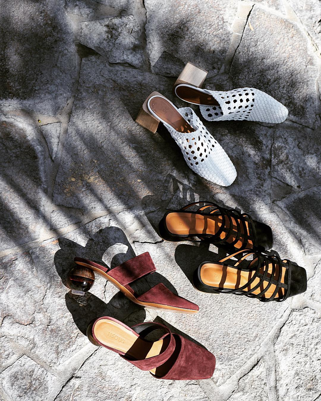 Mule shoes - The most desirable shoe design this year