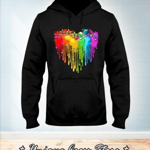 Rb sailor heart color hoodie