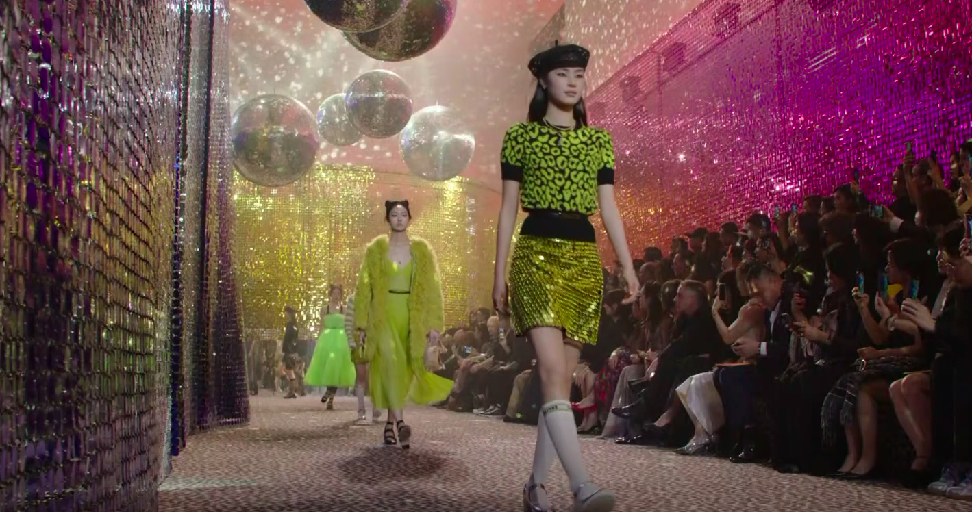 Dior's Pop-Inspired, Ready-To-Wear Fall 2021 Collection