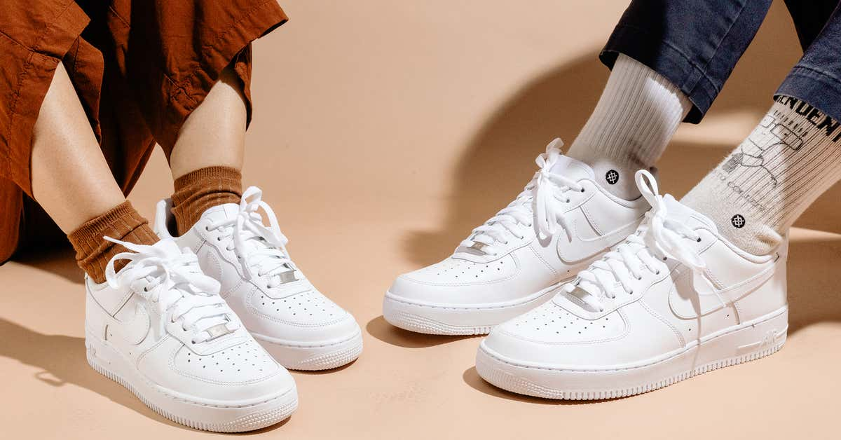White sneaker - must have item for every girls