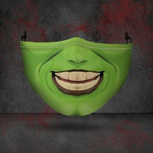 Stanley Ipkiss halloween 3d face mask face cover